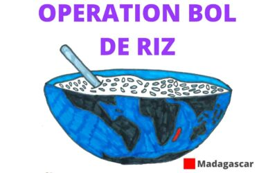 Temps fort et bol de riz